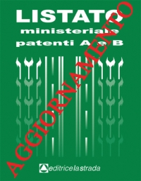 AGG. LISTATO MINISTERIALE PAT. A B