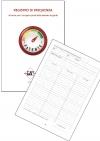Registro di frequenza al corso per il recupero dei punti della patente di guida